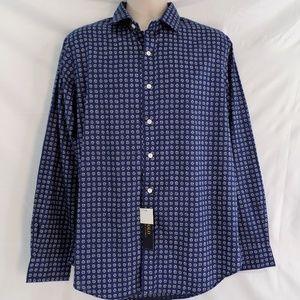 Ralph Lauren Polo Button Up Shirt Large
